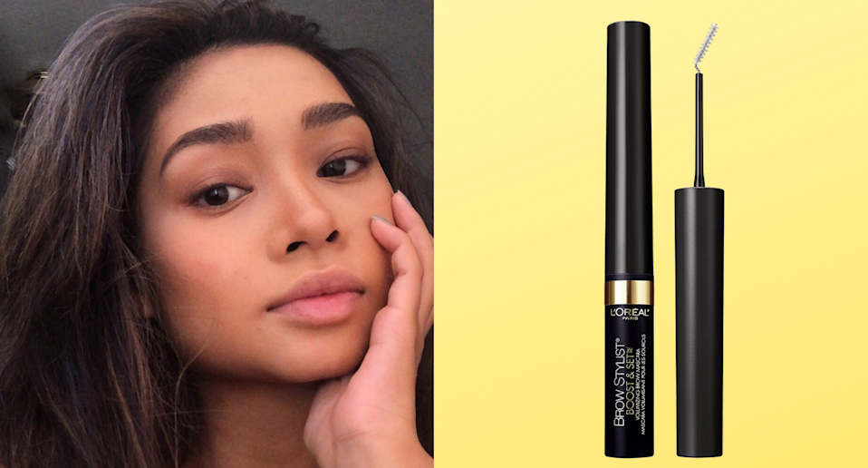My favourite brow gel is only $16 and deserves all your attention