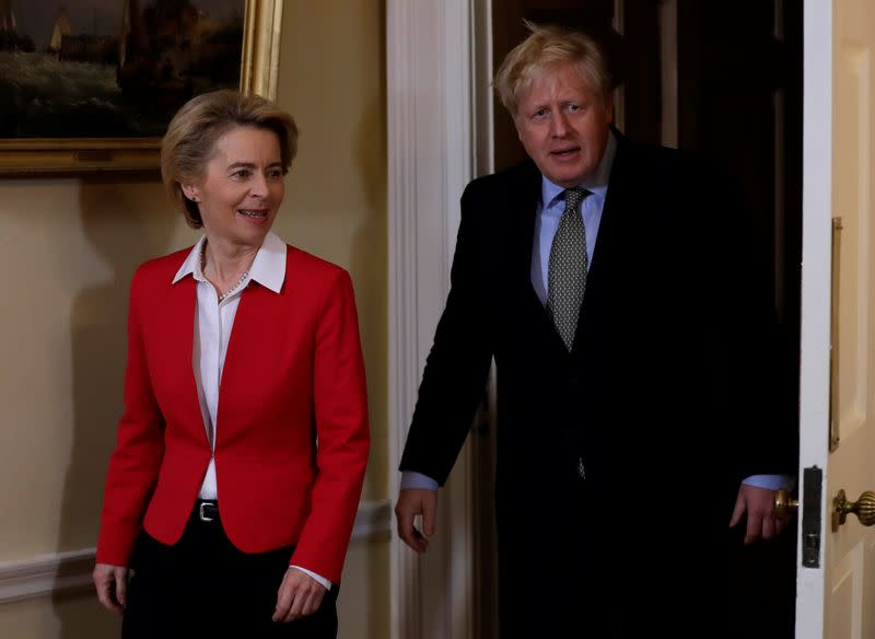 EU, UK to step up Brexit talks to try to close 'significant gaps' over trade deal