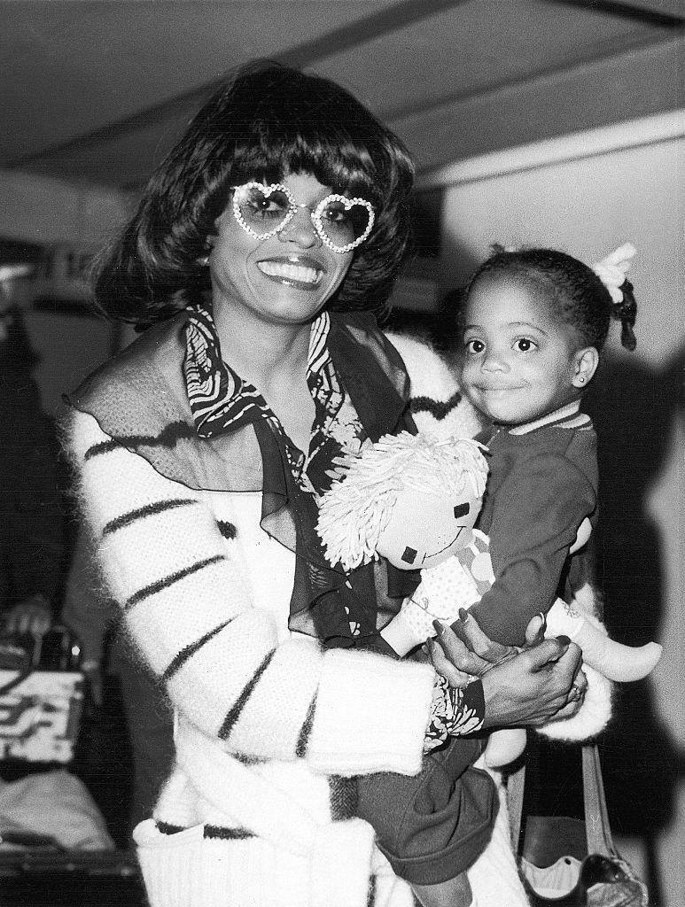 """<p>Diana Ross gave birth to Rhonda Suzanne Silberstein seven months later on August 14, 1971. Although Robert Ellis Silberstein raised Rhonda as his own, her biological father was Berry Gordy. Ross didn't tell her daughter about her biological father <a href=""""https://nypost.com/2015/05/02/how-diana-ross-daughter-learned-her-dad-was-berry-gordy/"""" rel=""""nofollow noopener"""" target=""""_blank"""" data-ylk=""""slk:until she was 13 years old"""" class=""""link rapid-noclick-resp"""">until she was 13 years old</a>. </p>"""