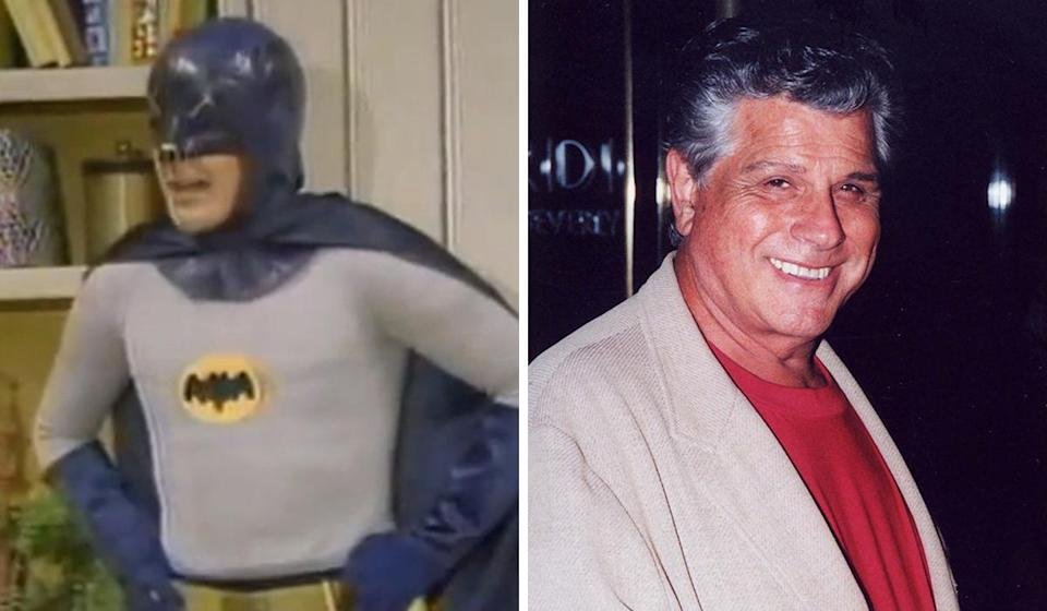 <p>TV star Adam West didn't want to get typecast for this government film, so Gautier took over for the 60-second clip which promoted the federal Equal Pay Act of 1963. </p>