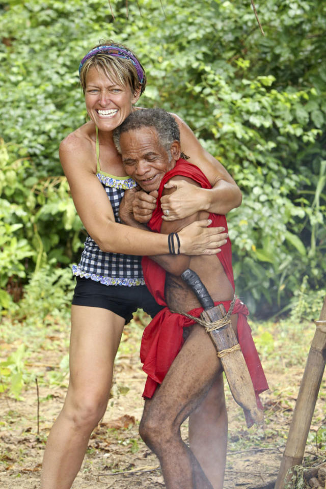 """""""Meeting Tata was like meeting someone from another planet. Sincerely. Not only does he look different than any person I know back home (shorter, yet muscular like a wrestler), he lives such a different life than I do. It was incredible to share a day with him and learn about life with this jungle man."""" -- Dawn"""