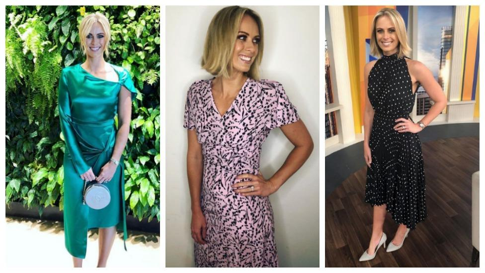 <p>Television presenter Sylvia Jeffreys' wardrobe seems to always be on trend and fashion forward. So we decided to dive into the 32-year-old's wardrobe and take a peek at our favourite outfits she's worn. </p>