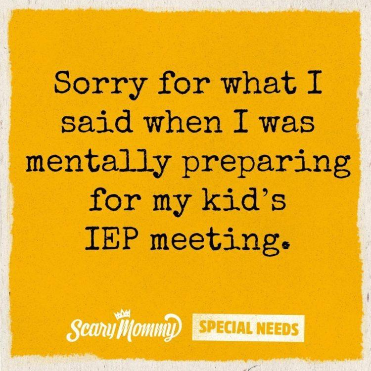 14 Memes That Describe Parents At Iep Meetings