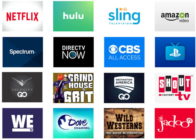 Not all of Roku's channels are what you'd call household names.