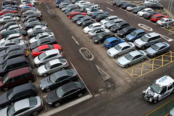 14% of British drivers forget where they parked