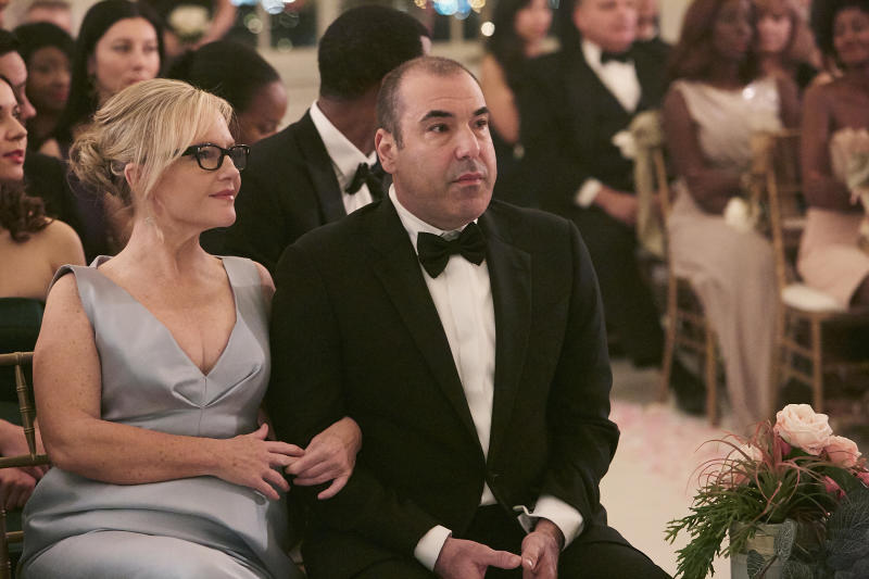 Suits' Rick Hoffman's Facial Expression Was a Royal Wedding Highlight