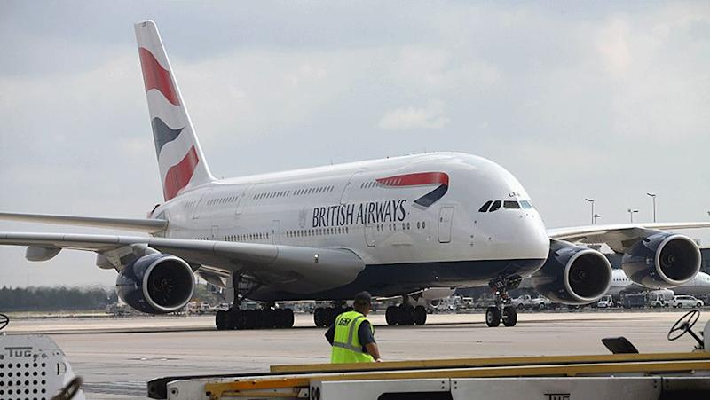 A man who stowed away on a British Airways flight froze to death. Photo: Getty
