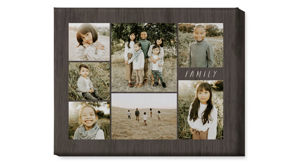 Highlight your favorite photos. (Photo: Shutterfly)