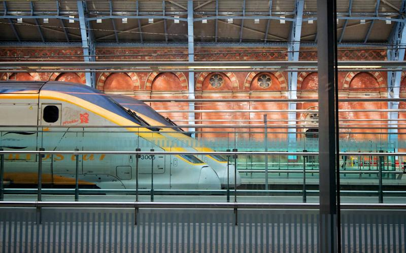 Eurostar has cancelled a number of services this week - ImageGap
