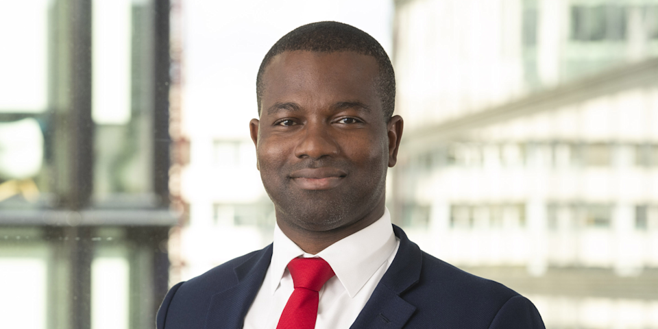 Justin Onuekwusi, fund manager and head of retail multi-asset funds, legal & general investment management (LGIM)