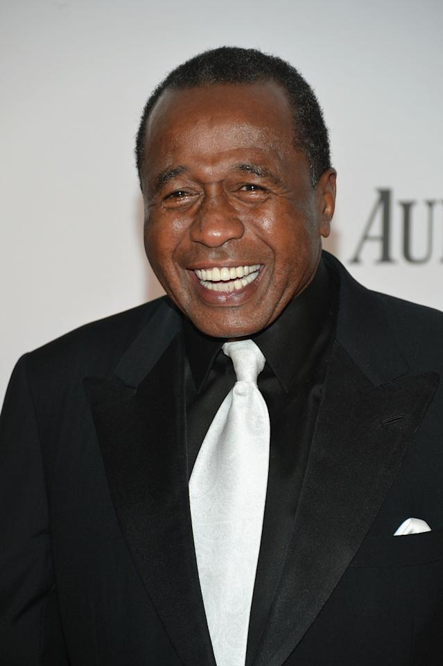 NEW YORK, NY - JUNE 10:  Ben Vereen attends the 66th Annual Tony Awards at The Beacon Theatre on June 10, 2012 in New York City.  (Photo by Mike Coppola/Getty Images)
