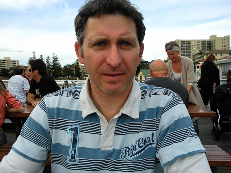Simon Bodie, 56, from Tempe in Sydney's inner-west, was one of six people killed a seaplane crash in Alaska on Monday. Source: Facebook/ Simon Bodie