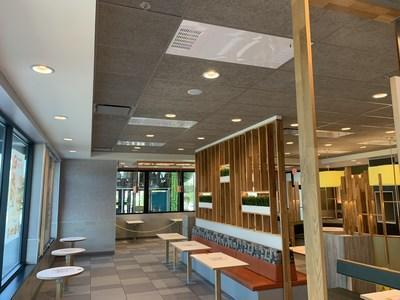 UV Angel Partners with McDonald's Locations in Dallas, Houston, and Chicago and Installs Next Generation Pathogen Control Technology
