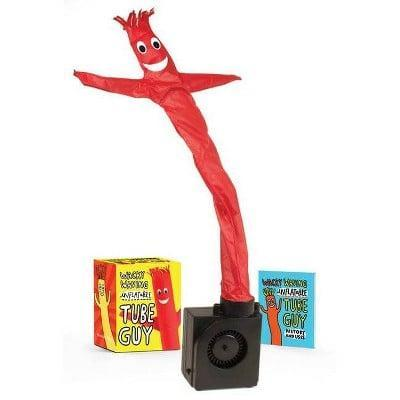 <p>They'll get a kick out of this <span>Wacky Waving Inflatable Tube Guy</span> ($8) on their desk.</p>