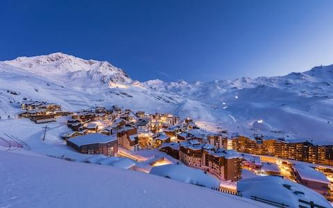 val thorens - Credit: This content is subject to copyright./JACQUES Pierre / hemis.fr