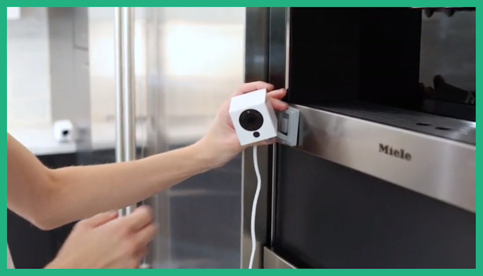 Get the Wyze Cam HD for just $21, get two for $41. (Photo: Wyze)