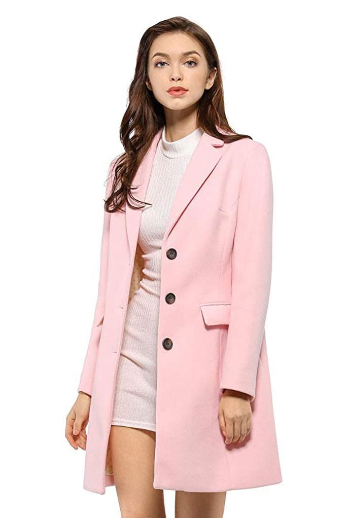 Allegra K, coat
