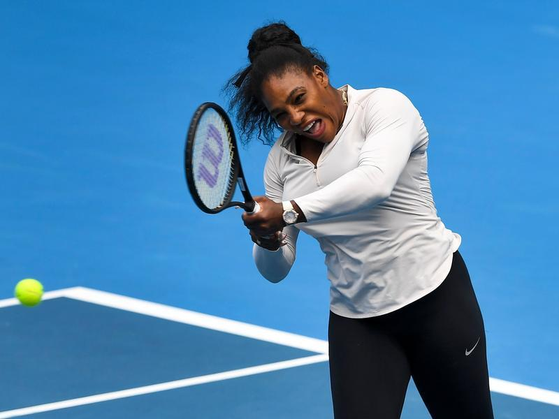 Serena Williams, Barty et Osaka assurent lors du 1er tour