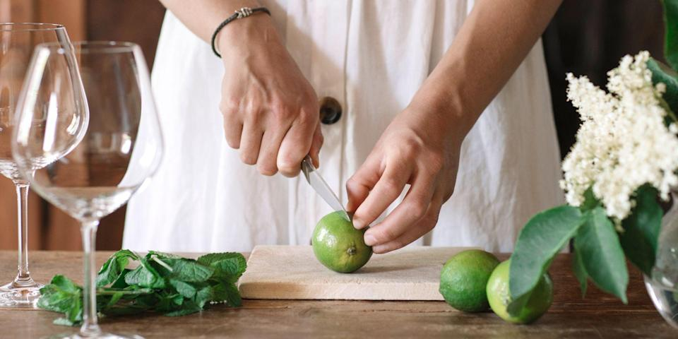 """<p class=""""body-text"""">Somewhere between the first day and second day of culinary school, I quickly realized I was going to flunk my way out if I didn't have a heck of a paring knife. A paring knife is a versatile <a href=""""https://www.bestproducts.com/eats/gadgets-cookware/a14928006/reviews-best-kitchen-knives/"""" rel=""""nofollow noopener"""" target=""""_blank"""" data-ylk=""""slk:kitchen knife"""" class=""""link rapid-noclick-resp"""">kitchen knife</a> that makes things like peeling oranges, mincing garlic, deveining shrimp, coring tomatoes, and testing the doneness of cooked veggies an absolute breeze in the kitchen.<br><br>Sure, you could just hope that generic paring knife that came in your $12 discounted knife block will do the trick. Or, you could invest in a stellar paring knife à la carte and thank us later. You're not in your dorm room anymore, and investing in solid kitchen tools from cutting boards to <a href=""""https://www.bestproducts.com/eats/gadgets-cookware/g36385320/best-ceramic-pans/"""" rel=""""nofollow noopener"""" target=""""_blank"""" data-ylk=""""slk:ceramic pans"""" class=""""link rapid-noclick-resp"""">ceramic pans</a> can make a world of difference. When you buy poorly made knives, the blade will go dull quickly, the tip might not be pointy enough for detail work, and/or it can rust in a couple of months.<br><br>Ready to get shopping and chopping? Read on.<br></p><h3 class=""""body-h3"""">What to Consider</h3><p class=""""body-text"""">When buying a paring knife, there are a few key things to consider. First, the blade size should hover at around 3.5 inches, with a handle that's perhaps a touch longer and comfortable to hold. Paring knives generally cost anywhere from $10 to $60. It's important to note that paring knives come standard in most knife sets.<br><br>The sharper a knife is, the easier it will be to work with, so we recommend buying knives made from high carbon stainless steel as they hold a great edge. Carbon steel is also great too and slightly more affordable (say, around $10, as opposed to $15"""