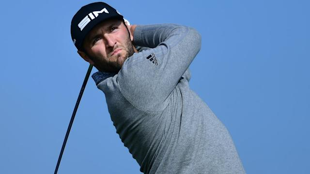 Winner of the Farmers Insurance Open in 2017, Jon Rahm grabbed the third-round lead at Torrey Pines.