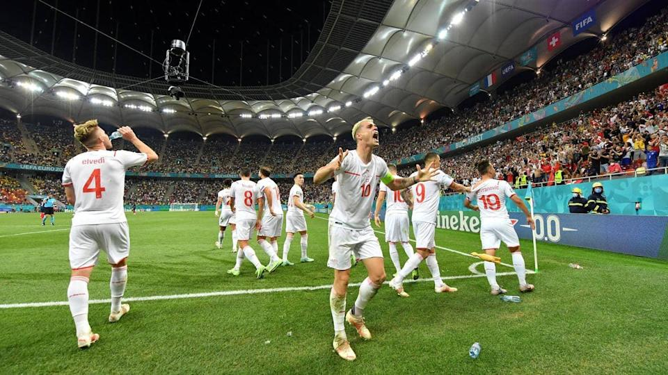 Euro 2020, Switzerland beat France in penalty shoot-out: Records broken