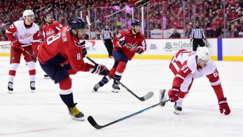 WATCH LIVE  Capitals host Red Wings on NBCSN cb09a9e4e817