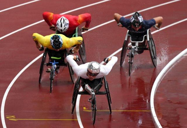 Tokyo 2020 Paralympic Games – Day Nine