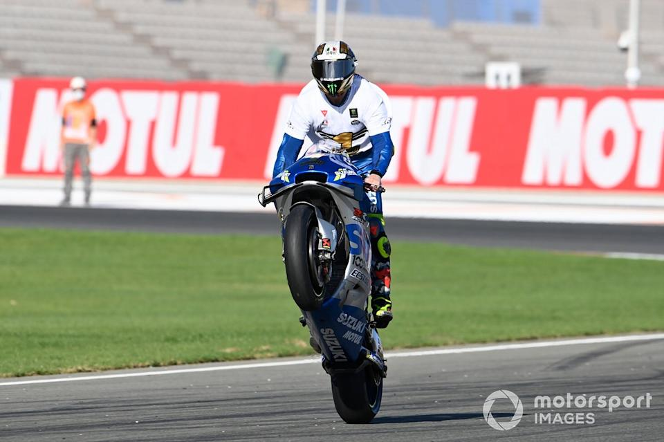 "2020 - Joan Mir, Team Suzuki MotoGP<span class=""copyright"">Gold and Goose / Motorsport Images</span>"