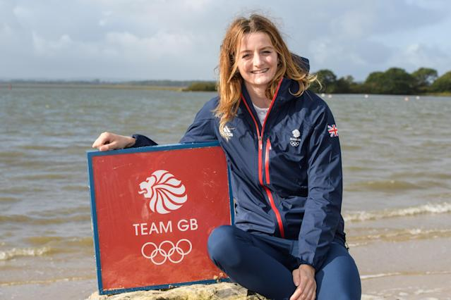 Eilidh McIntyre will join forces with Hannah Mills at next year's Olympic sailing regatta in Tokyo (Sportsbeat)