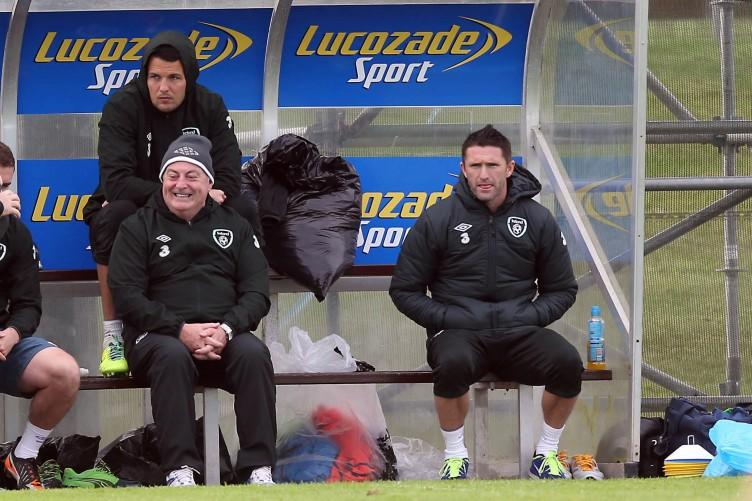 FAI refuses Galaxy request to release Robbie Keane after Germany match