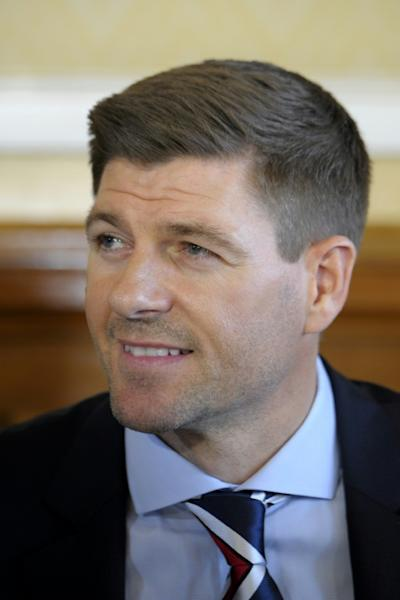 Steven Gerrard is confidence ahead of his first Old Firm derby against Celtic