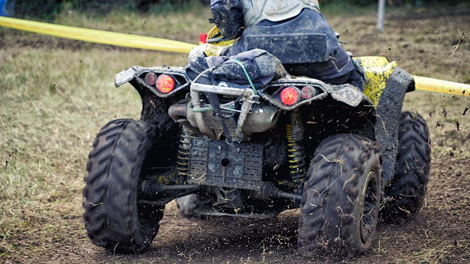 A two-year-old boy has died following an ATV crash in northeaster Victoria. Source: GettyImages