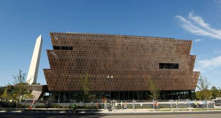 FILE PHOTO - National Museum of African American History and Culture in Washington