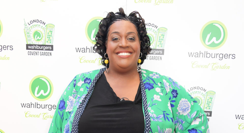 Alison Hammond insists that, as a size 28 woman, she's
