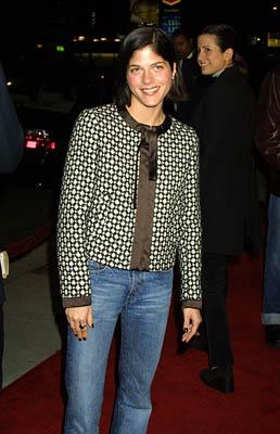 """Premiere: <a href=""""/movie/contributor/1800018816"""">Selma Blair</a> at the Los Angeles premire of Newmarket Films' <a href=""""/movie/1804383744/info"""">Memento</a> - 3/13/2001<br><font size=""""-1"""">Photo by <a href=""""http://www.wireimage.com"""">Terry McGuiness/Wireimage.com</a></font>"""