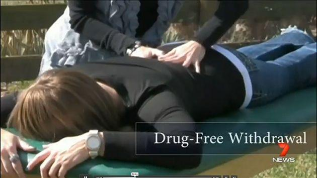 Scientology front group Narconon claims to treat addicts at up to $40,000 a stay. Photo: 7 News