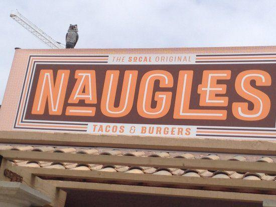 <p>Now we have Taco Bell, but way back when, Naugles was the place to get your Mexican food fix. The Southern California chain was founded in 1970, closed in 1995, and was rebooted in 2015 when the trademark expired. There are now a few Naugles 2.0 locations across California.</p>