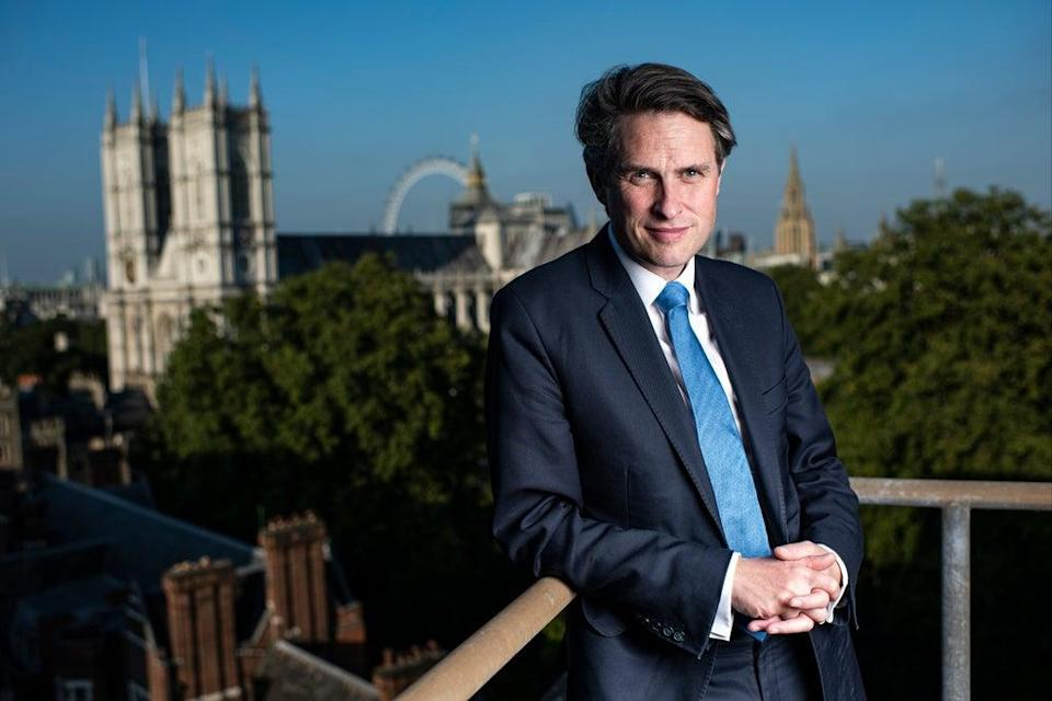 Gavin Williamson CBE MP, Conservative politician and Secretary of State for Education and the Member of Parliament for South Staffordshire (Daniel Hambury/Stella Pictures Ltd)