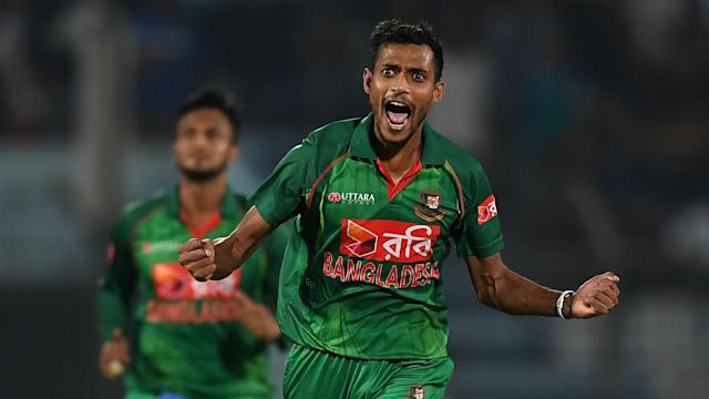 The Bangladesh selectors had English conditions very much in mind when they named their squad, with Shafiul Islam getting the nod.