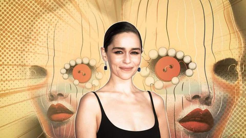 Single-mother with menstrual superpowers to lead Emilia Clarke