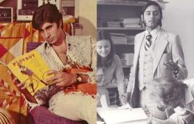 From 'Playboy' Amitabh to 'Wolverine' Tharoor: This Instagram account is the mother of all throwbacks