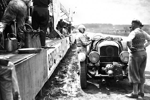 Bentley to build Le Mans 'Blower' continuation car