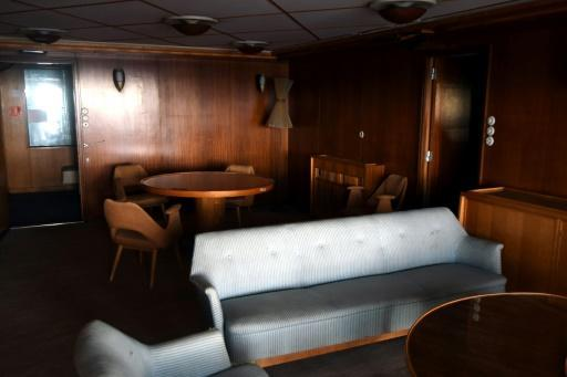 <p>Tito's legendary, rusting yacht set for overhaul</p>