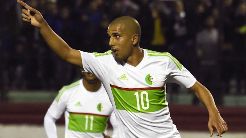 Sofiane Feghouli: Algeria want to win Africa Cup of Nations