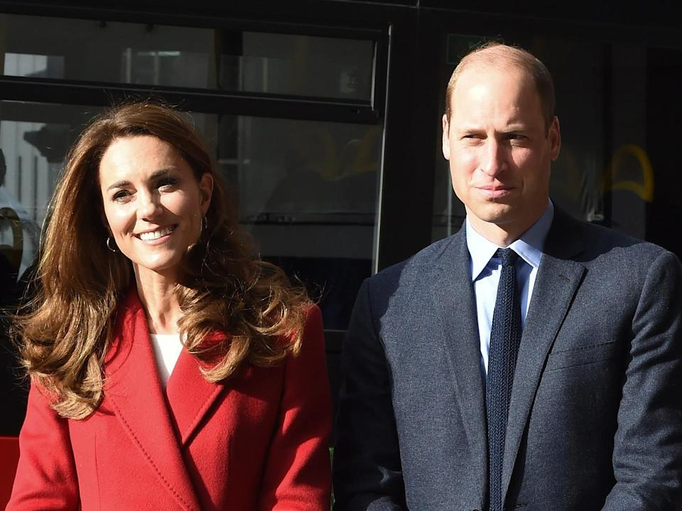Prince William & Kate Middleton Are 'Utterly Aghast' at Meghan & Harry's  Oprah Interview