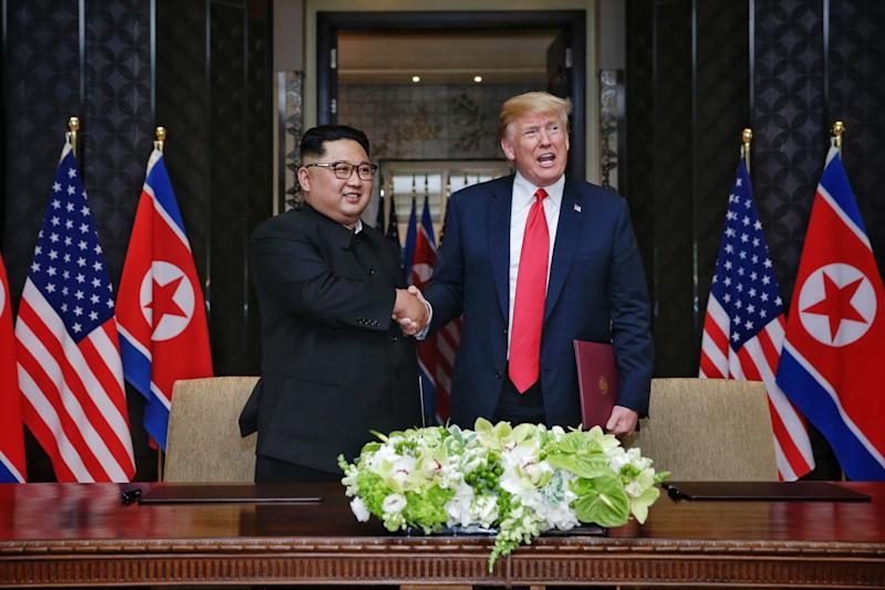 The summit might have seemed low on details, but that doesn't mean they aren't forthcoming: Getty
