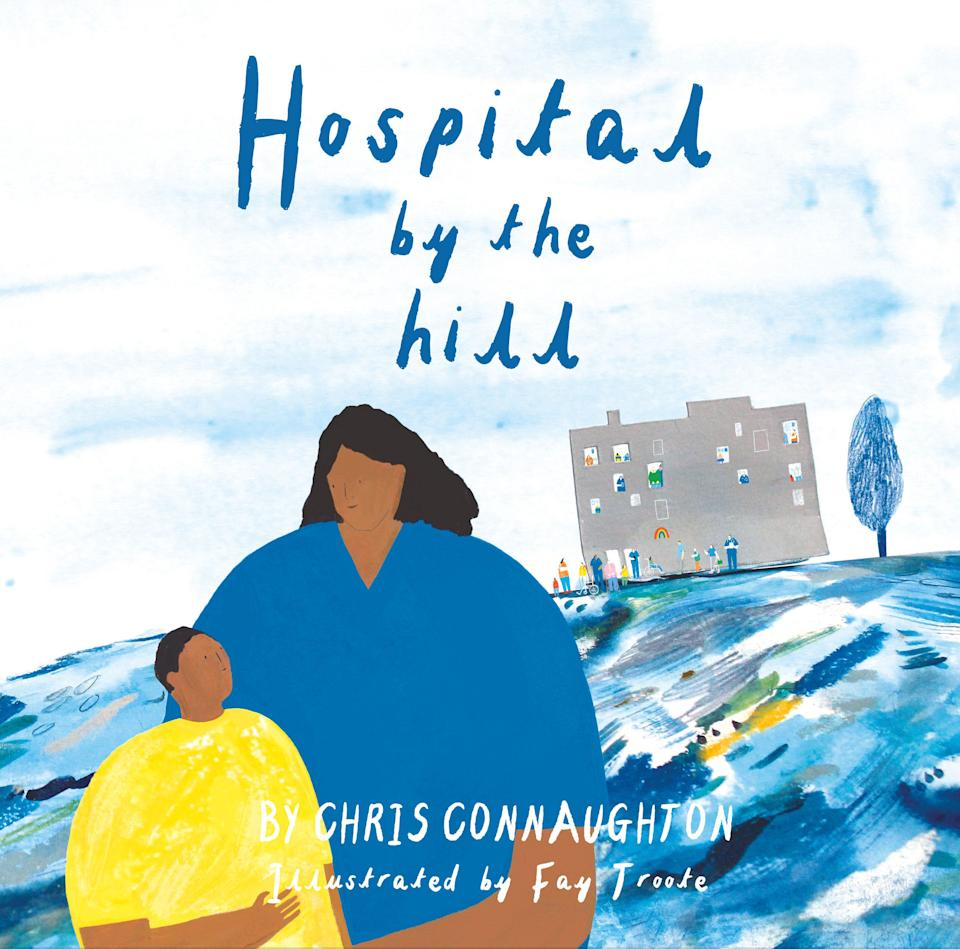 """Prince Harry wrote a personal forward for Chris Connaughton's <a href=""""https://www.hospitalbythehill.com/"""" target=""""_blank"""" rel=""""noopener noreferrer"""">""""Hospital by the Hill,""""</a> a children's book for kids who've lost parents or other loved ones during the COVID-19 pandemic.""""While I wish I was able to hug you right now, I hope this story is able to provide you comfort in knowing that you're not alone,"""" he wrote. """"When I was a young boy I lost my mum. At the time I didn't want to believe it or accept it, and it left a huge hole inside of me. I know how you feel, and I want to assure you that over time that hole will be filled with so much love and support."""""""