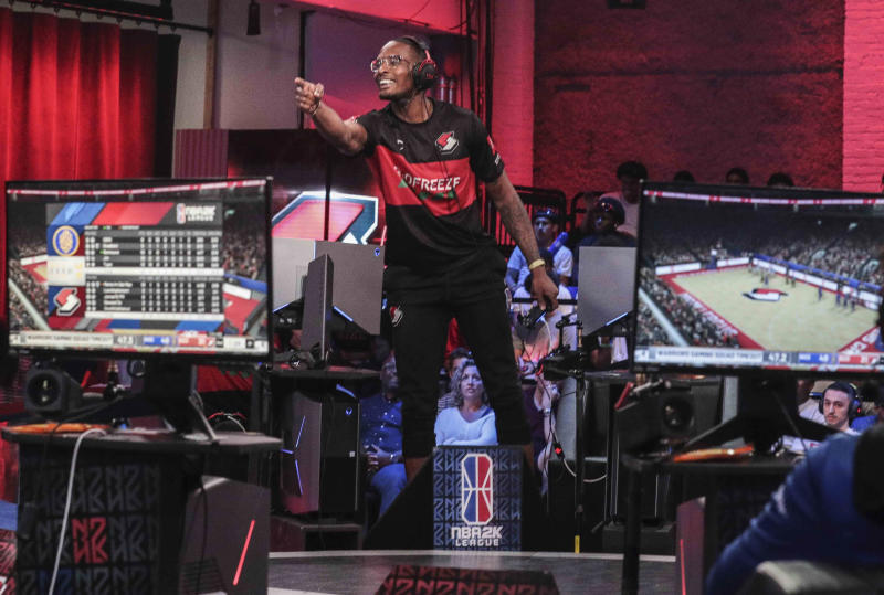 NBA2K League Playoffs
