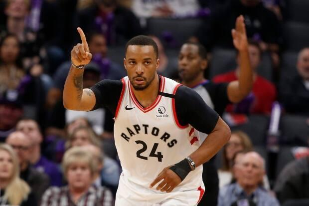 Toronto Raptors are reportedly sending Normal Powell to the Trail Blazers for Gary Trent Jr. and Rodney Hood. (The Associated Press - image credit)