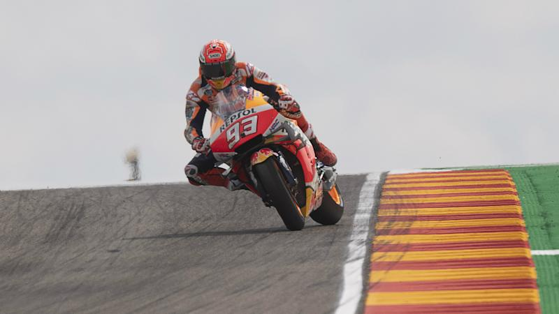 MotoGP Raceweek: Marquez on brink of sixth title after 'perfect' Aragon performance